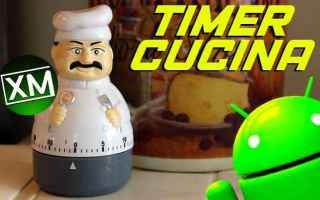 timer cucina android apps cucinare