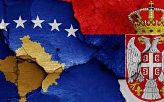 Politica: Kosovo e Serbia: pericolosi progetti di disgelo ed accuse imprudenti