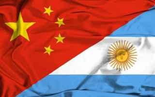 Politica: Dal 2010 la Cina è presente in Argentina: costruendo una base spaziale e 2 centrali idroelettriche