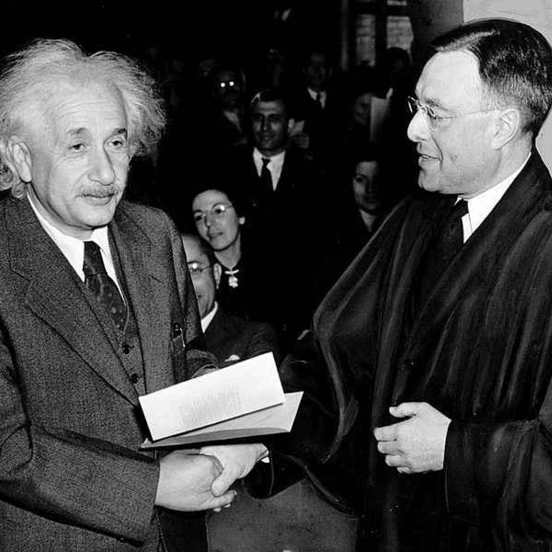 albert einstein  fisica  relatività
