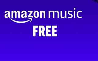 Amazon: amazon music  amazon  spotify  offerta