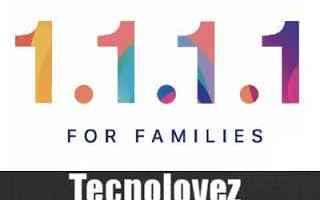Internet: cloudflare nuovi dns  famiglie dns