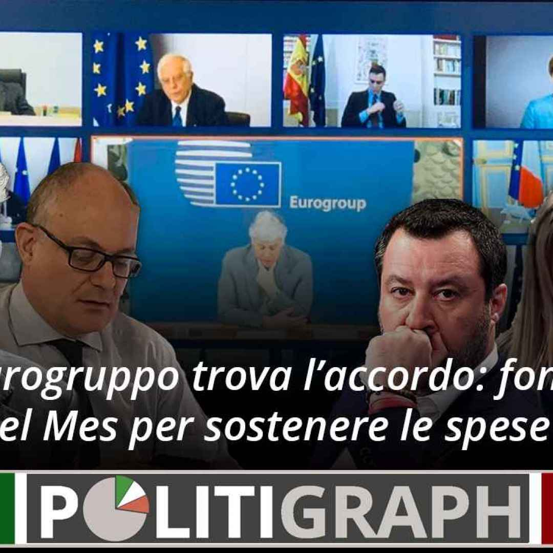 europa  mes  eurobond  eurogruppo  covid