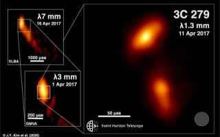 quasar  buchi neri supermassicci  blazar