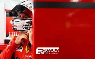 Formula 1: binotto  ferrari  vettel  f1  formula 1