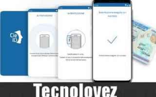 App: carta d'identità elettronica cieid pa