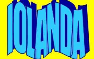Storia: etimologia  nome  significato  iolanda