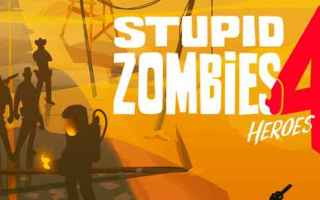 Mobile games: android iphone zombie arcade giochi