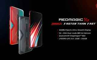 redmagic 5g  gaming  smartphone  144hz
