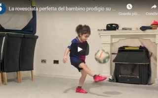 Calcio: messi barcellona instagram video calcio