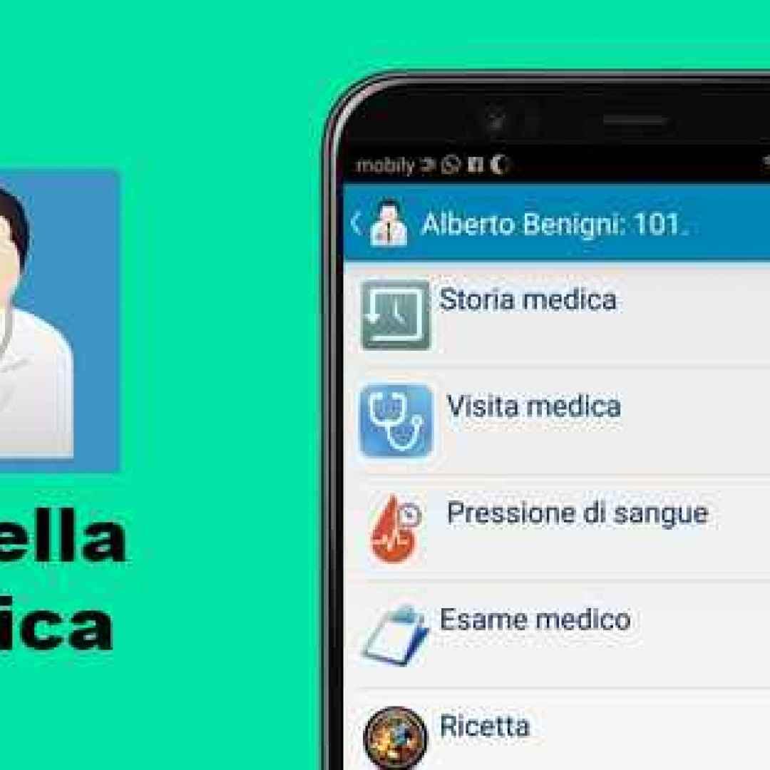 salute malattia android medico sanità