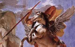 Cultura: bellerofonte  cavallo alato  pegaso