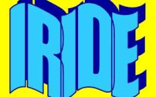 Storia: iride  nomi  significato  etimologia