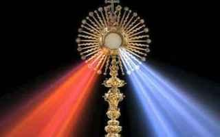 Religione: domenica della divina misericordia