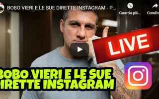Calcio: vieri instagram gli autogol video