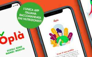 cibo food android iphone salute allergie