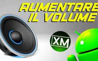 Android: android volume audio app play store blog