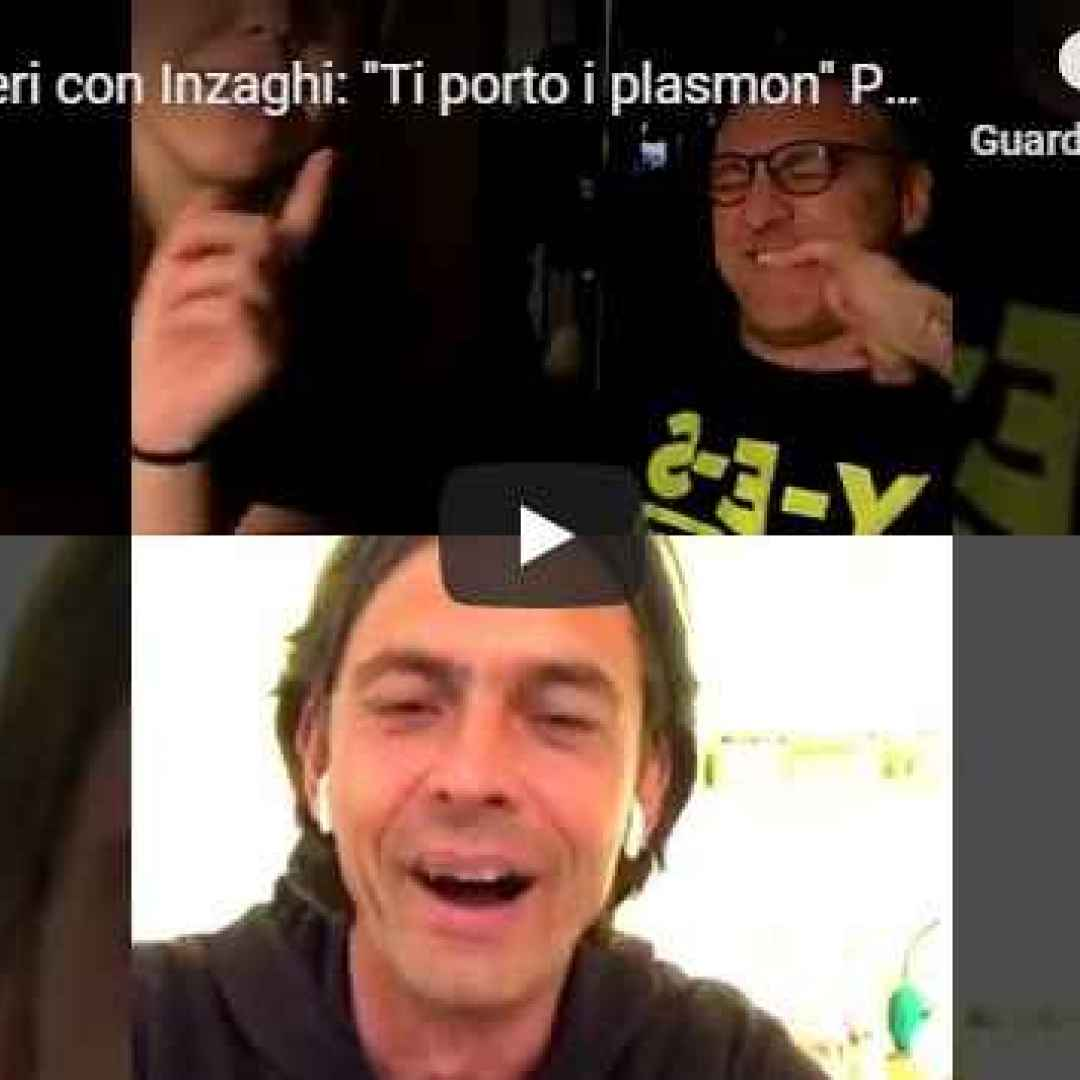 vieri inzaghi instagram italia video