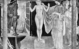 Cultura: efesto  giove  pandora  prometeo  vaso