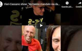 Calcio: vieri cassano instagram italia video