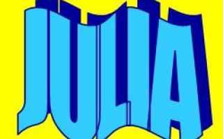 Storia: julia  nomi  etimologia  significato