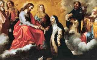 Religione: caterina  chiesa  dottore  italia  siena