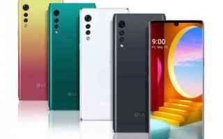 Cellulari: lg velvet  asmr  smartphone  lg  techie