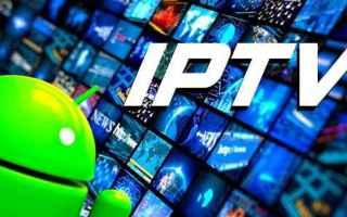 Android: iptv android tv televisione applicazioni
