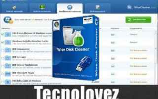 Computer: wise disk cleaner