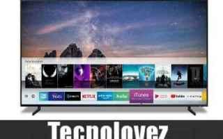 samsung applicazioni smart tv