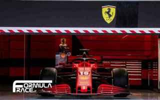 Formula 1: f1  camilleri  ferrari  f12020  formula1