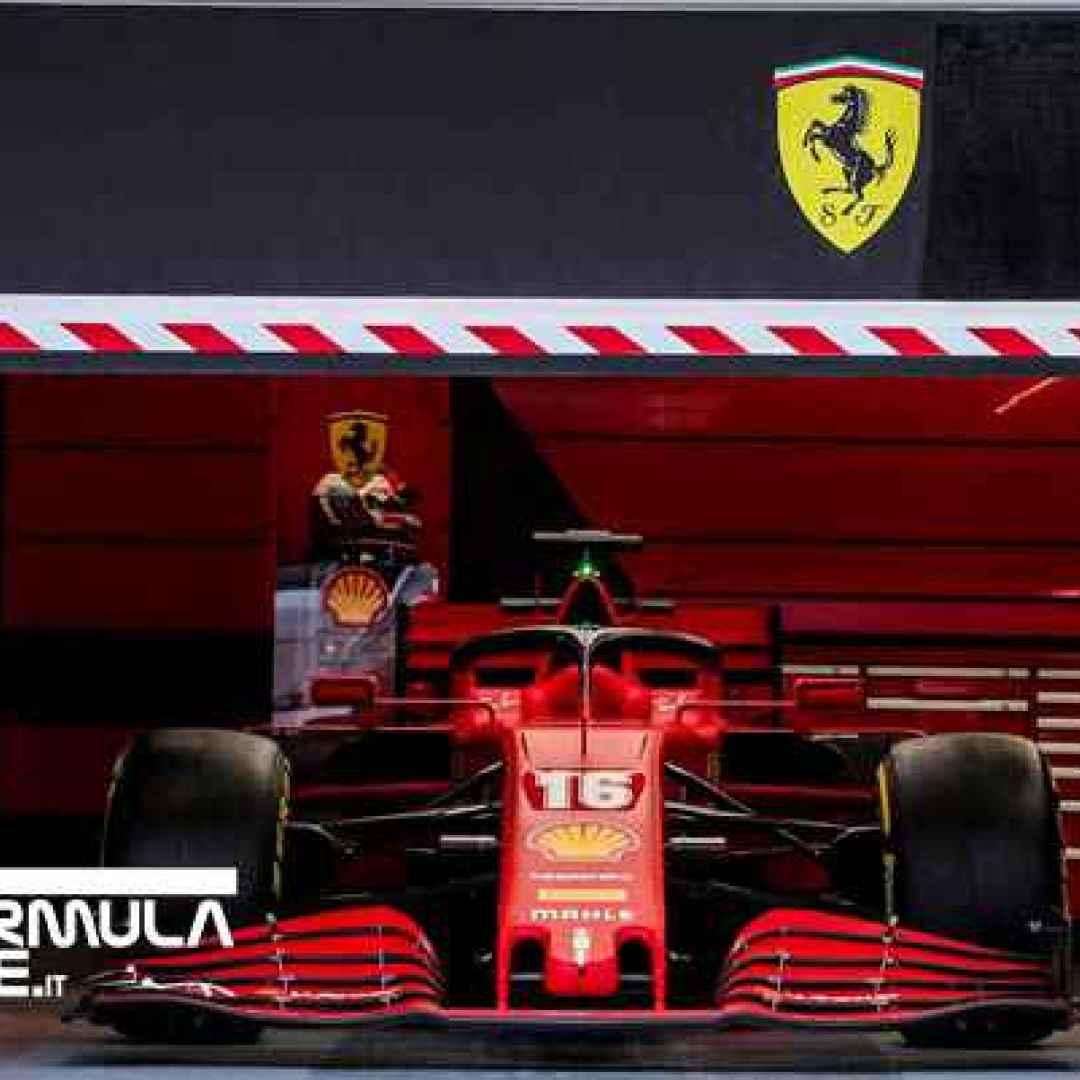 f1  camilleri  ferrari  f12020  formula1