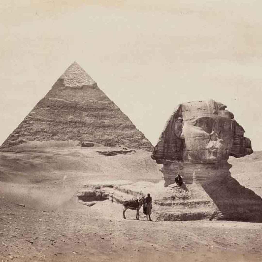 sfinge  egitto  piramidi