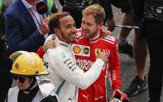 Formula 1: surei  vettel  mercedes  ferrari  f1
