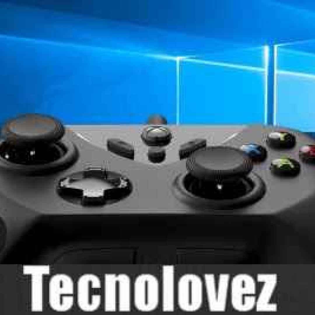 windows 10 modalità gioco