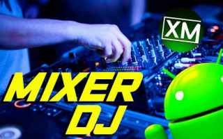 Android: mixer android dj musica tech apps blog