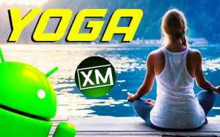 Salute: yoga android iphone salute sport relax
