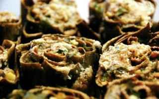 Ricette: carciofi  ripieni   ligure  ricetta