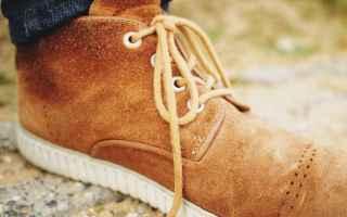 Come pulire le scarpe in camoscio a seconda del danno <br />Le scarpe in camoscio come ho già dett