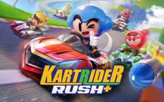 Mobile games: kart super mario kart android iphone