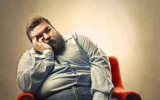 Salute: obesità  depressione  alcolismo
