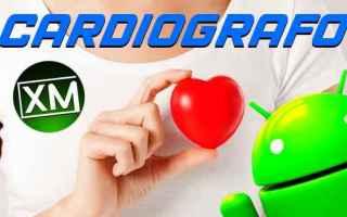 Salute: cardiografo sport salute cuore android