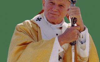 Religione: karol wojtyla  miracoli  giovanni paolo