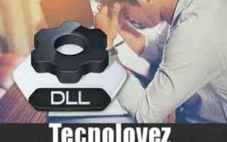 Servizio gratuito che aiuta a ripristinare i file .DLL mancanti o danneggiati <br />Ritorniamo a pa