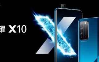 Cellulari: honor x10  honor  smartphone  huawei  5g