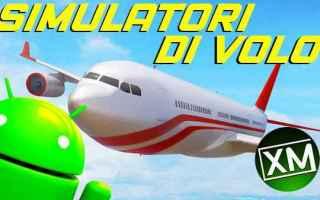 Mobile games: android simulatore di volo aerei giochi