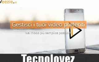 File Sharing: lista canali veezie veezie canali url