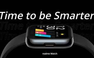 vai all'articolo completo su realme watch