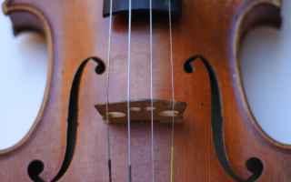 violino  le note del violino