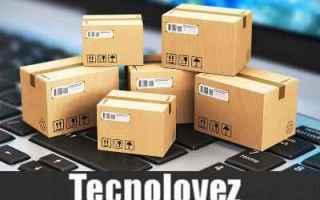 Internet: tracking pacchi spedizioni